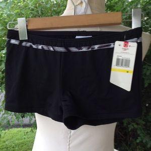 Brand new girls speedo Swim shorts.
